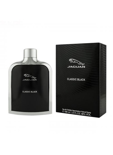 Jaguar Jaguar Classic Black Edt 100Ml Renksiz